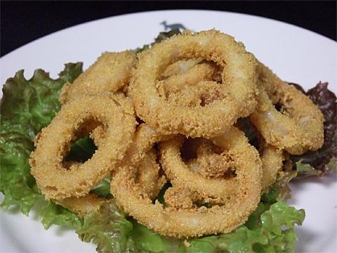 カラマリ(エスニックソース味)