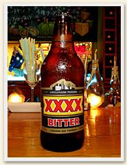 4 XXXX Bitter (フォエックスビター)